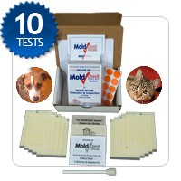 pet roaming test kit